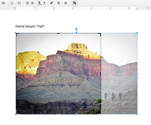 Google Docs përditësohet me opsione të reja për editimin e fotografive
