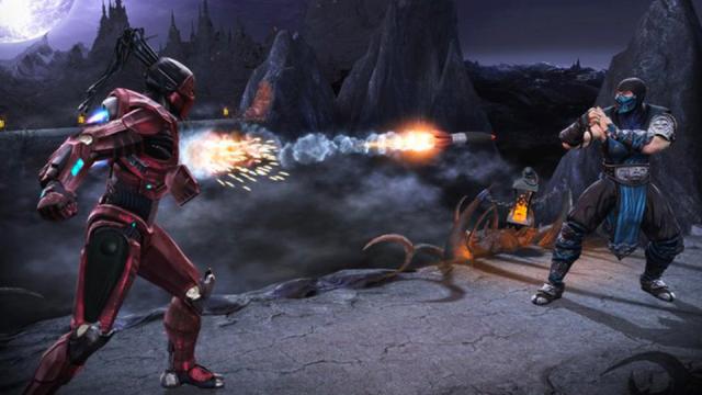 Mortal Kombat do të mbetet online edhe pas mbylljes së GameSpy