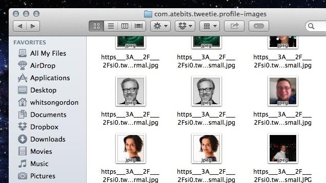 Lironi hapësirën në Mac duke fshirë fotografitë e ruajtura pa dijeninë tuaj nga Twitter