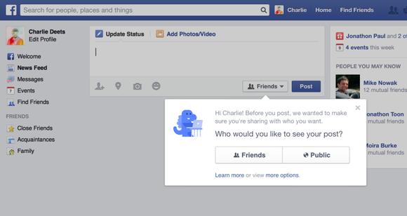 Facebook më në fund dëshmon se me të vërtetë interesohet për privatësinë e përdoruesve