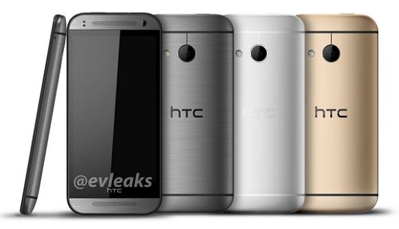 Zbulohen imazhe të smartfonit HTC One Mini 2