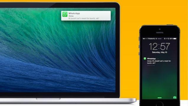 Notifyr merr dhe dërgon njoftimet nga iOS në Mac