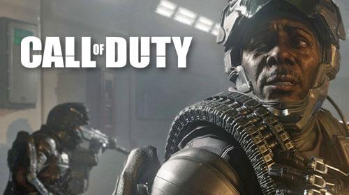 Publikohen pamjet e lojës Call of Duty: Advanced Warfare