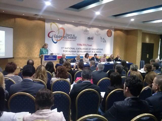 """Hapet """"Java e Inovacionit"""", organizohet për herë të parë në Shqipëri"""