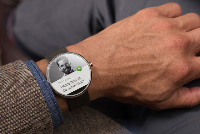 Njihuni me orën e mençur të LG-së që përdor Android Wear