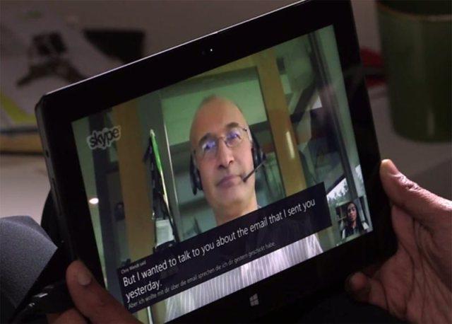 Microsoft paraqet përkthyesin e zërit nga njëra gjuhë në tjetrën për Skype