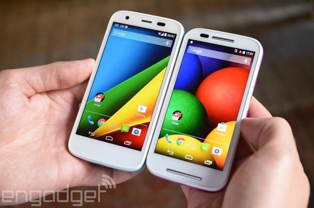 Smartfonët nga Motorola tani mund të njoftojnë kontaktet tuaja të afërta në raste emergjente