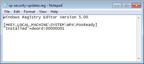 Ja se si mund të merrni përditësime të sigurisë për Windows XP deri në prill të vitit 2019