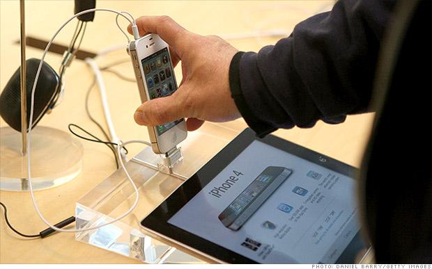 Apple bën thirrje për kthimin mbrapsht të karikuesve evropianë të iPhone