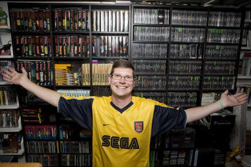 Del në ankand koleksioni i përbërë nga 11000 lojëra kompjuterike