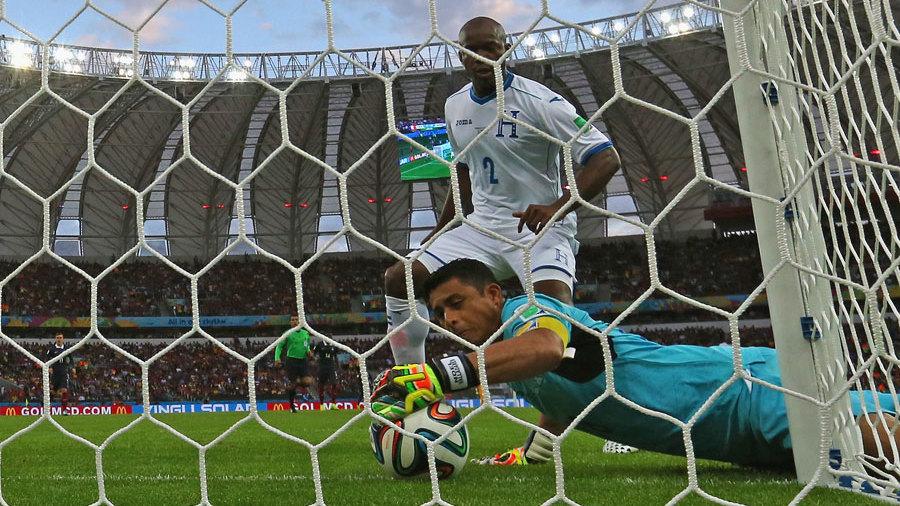 Për herë të parë përdoret teknologjia e gjetjes së golit të shënuar në Kupën e Botës