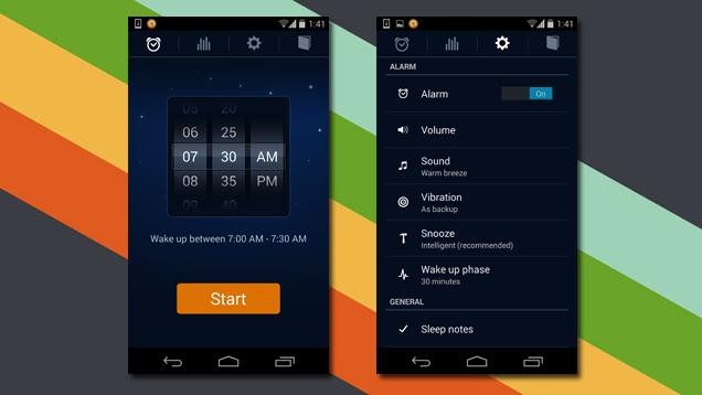 Sleep Cycle për Android ju ndihmon të zgjoheni të çlodhur dhe të freskuar