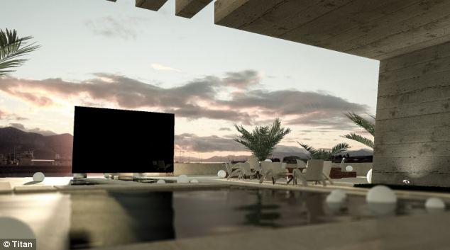 Televizori gjigand prej 9 metrash i gjatë, më i kushtueshëm në botë