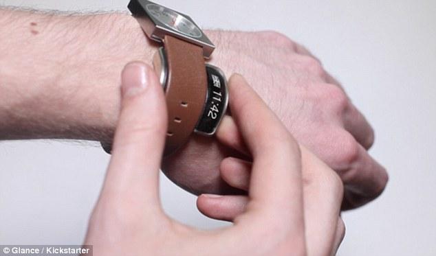 Glance, pajisja që kthen çdo orë normale në një orë inteligjente