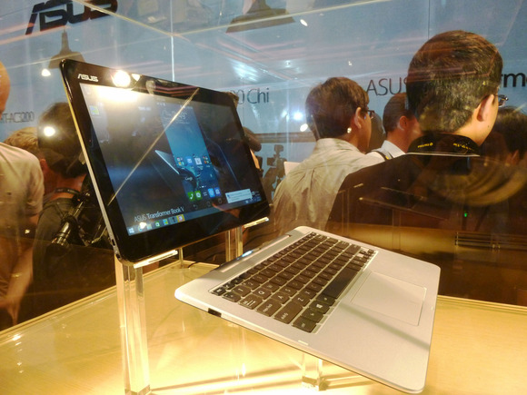Asus prezanton pajisjen hibride smartfon-tablet-laptop The Transformer Book V