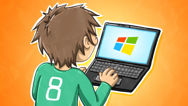 A është përmirësuar Windows 8 gjatë dy viteve