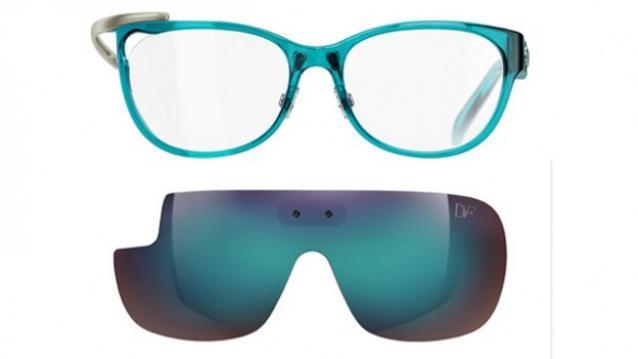 Google Glass kthehet në një aksesor mode
