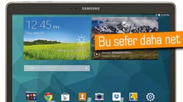 Shfaqen imazhet zyrtare të tabletit Galaxy Tab S 10.5