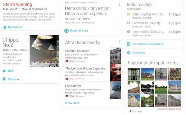 Google Now përditësohet me një veçori të re