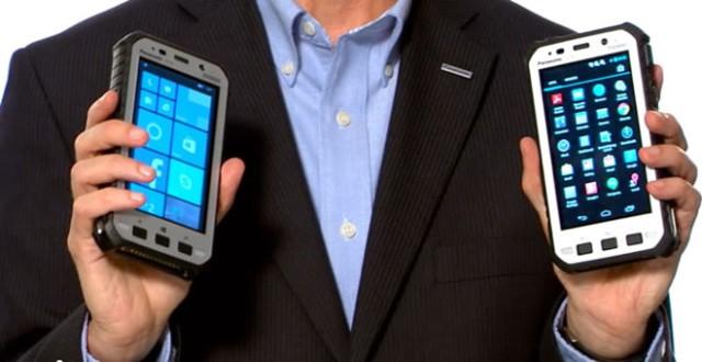 Panasonic ToughPad, telefonët e dizajnuar për përdorim në kushte ekstreme