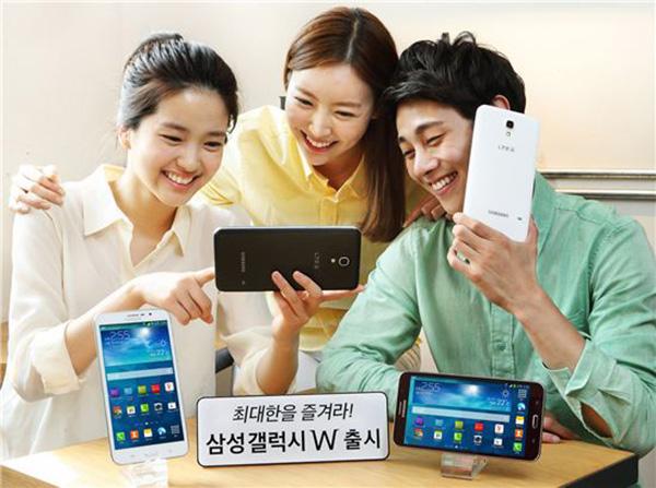 Samsung lançon në Kore smartfonin Galaxy W