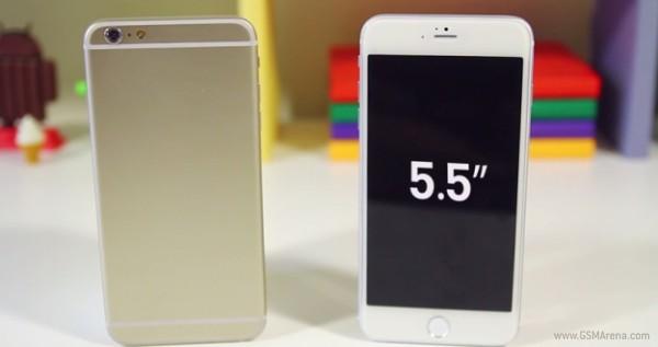 Ndryshimet ndërmjet versionit 5.5 inç dhe 4.7 inç të iPhone 6