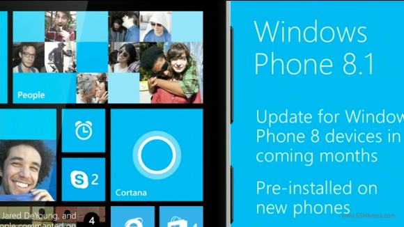 Vjen përditësimi i dytë në Windows Phone 8.1 Developer Preview