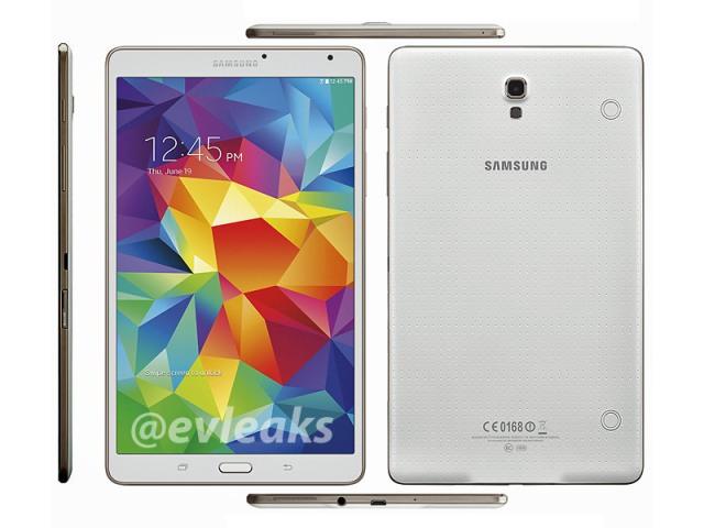Shfaqen imazhet zyrtare të tabletit Galaxy Tab S 8.4