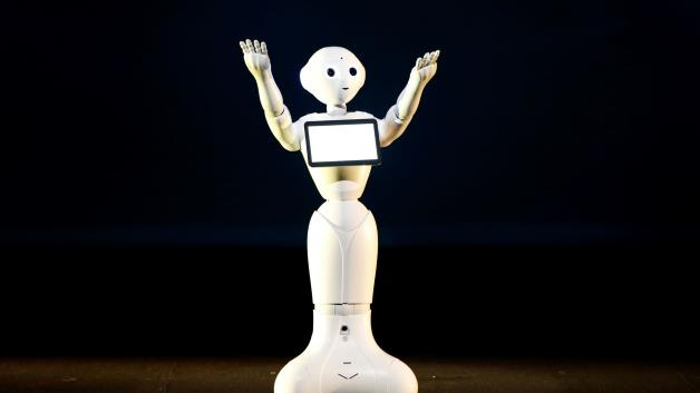 Softbank prezanton robotin personal Pepper