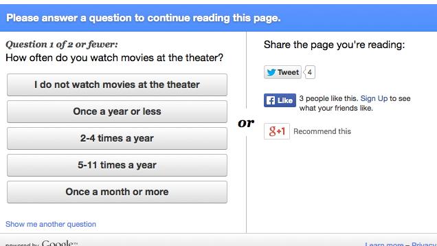 Tejkaloni formularët dhe sondazhet në uebfaqe me Inspect Element brenda shfletuesit