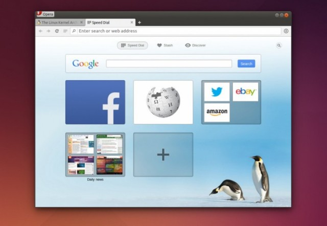 Shfletuesi Opera i bazuar në Chromium tashmë i disponueshëm edhe në Linux