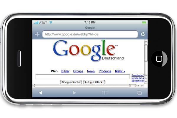 Studim: Google po humbet dominimin në kërkimet nga pajisjet mobile