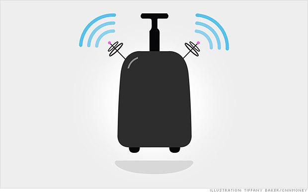 Kompania AT&T prezanton konceptin mbi valixhen inteligjente