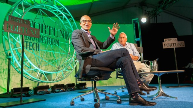 CEO i ri i Microsoft-it dëshiron të mësojë nga Google