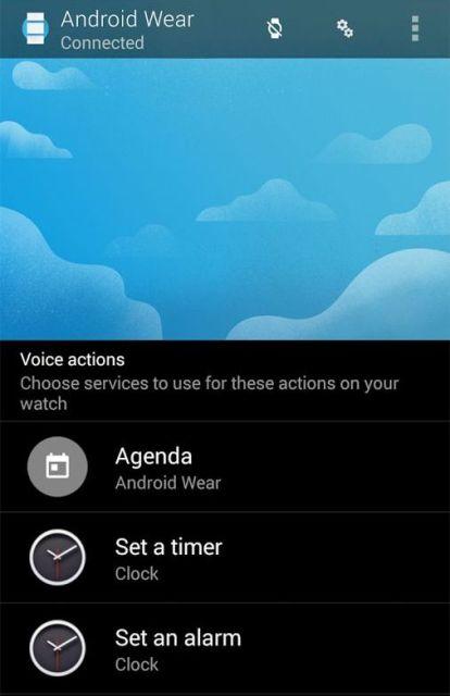 Aplikacioni Android Wear tashmë i disponueshëm në Google Play