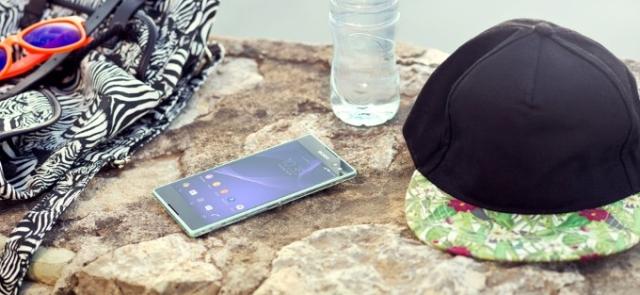 "Sony prezanton smartfonin ""selfie"" Xperia C3"