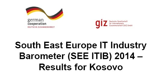 Studimi SEE ITIB 2014, rezultatet për 27 kompanitë e ICT-së në Kosovë