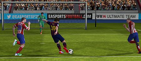 EA Sports ka bërë të ditur se FIFA 15 do të publikohet më 25 shtator në Evropë