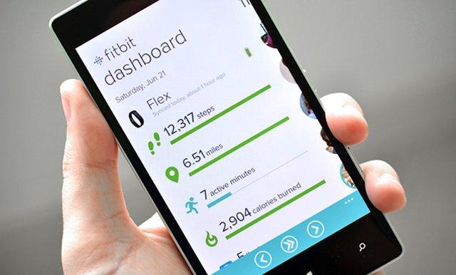 Fitbit lançon aplikacionin e fitnesit për Windows Phone 8.1