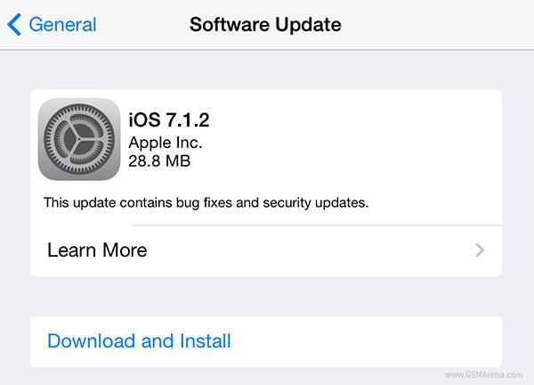 Apple përditëson sistemet operative iOS dhe OS X