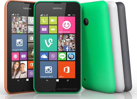 Microsoft prezanton një tjetër smartfon buxhetor Windows Phone, Nokia Lumia 530