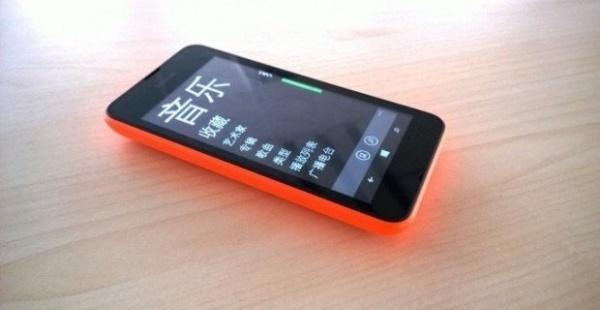 Shfaqet Nokia Lumia 530 në median sociale në Kinë