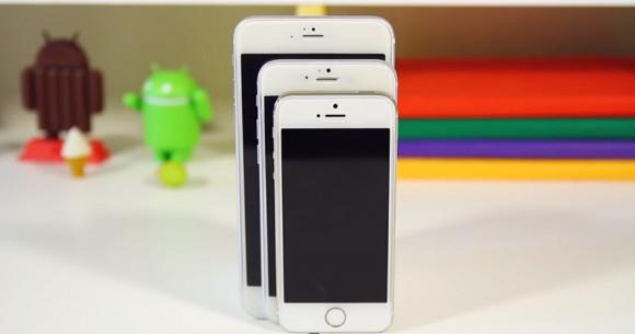Apple mund të vonojë prodhimin e iPhone 6 me madhësi 5.5inç