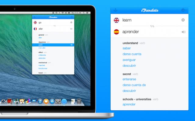 Aplikacioni iTranslate vjen për Mac për 4.99 $, mbështet edhe gjuhën shqipe