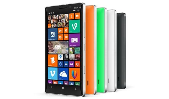 Nokia Lumia 930 del në shitje në Evropë, Azi dhe Lindje të Mesme