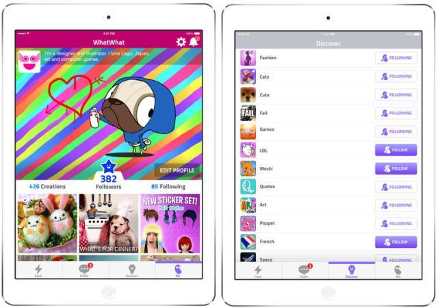 Prezantohet PopJam, rrjeti social për fëmijët e moshave 7-12 vjeç