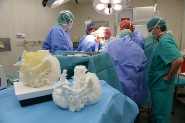 Printimi 3D ndihmon kirurgët spanjollë që të shpëtojnë nga kanceri një 5 vjeçar