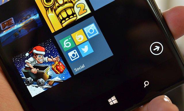 Microsoft zbulon që folderët janë duke ardhur në Windows Phone 8.1