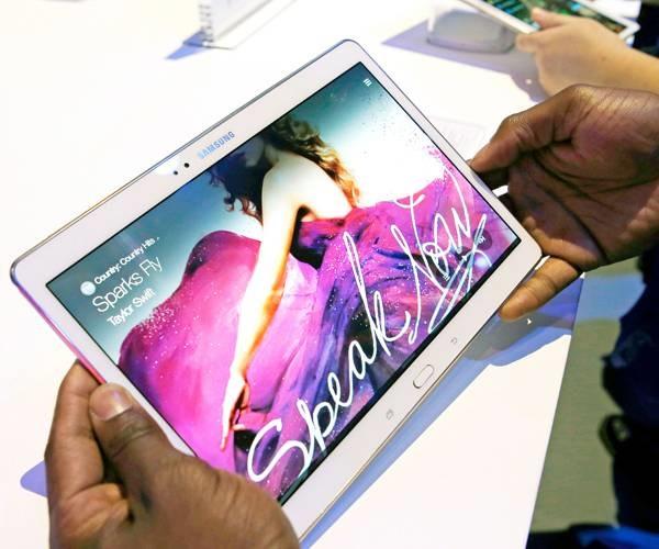 Njihuni me 8 gjërat që Samsung Galaxy Tab S mund të bëjë dhe iPad jo