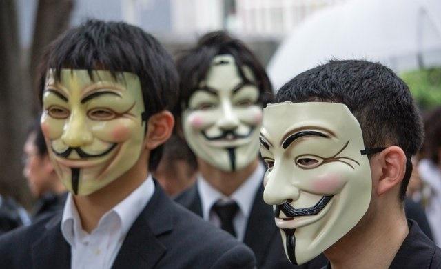 Anonymous thotë që ka rrëzuar disa uebfaqe të qeverisë së Izraelit